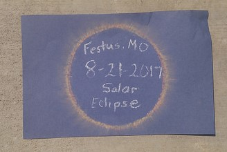 Total Solar Eclipse — One Year Ago