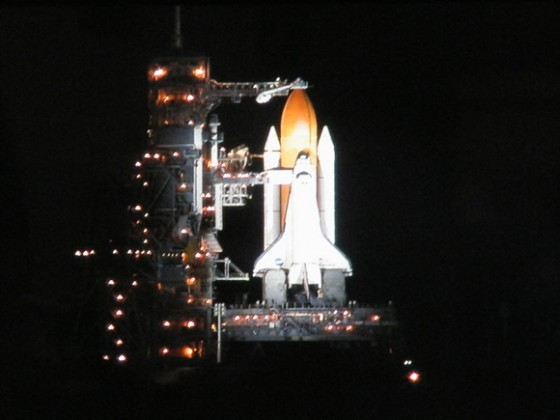 space shuttle endeavour night launch - photo #44
