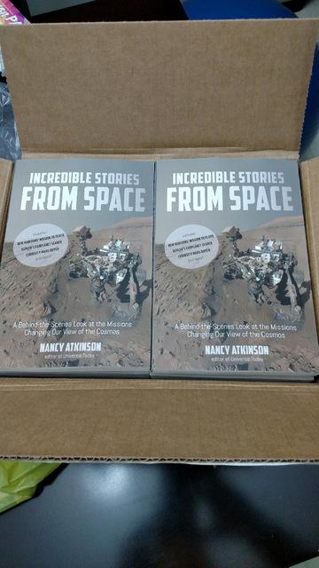 Nancy Atkinson Book Update Houston Weve Had A Problem