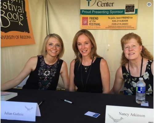 Incredible Stories From the Tucson Festival of Books!